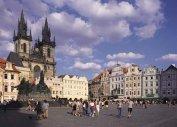 Староместская площадь (Прага, Чехия)