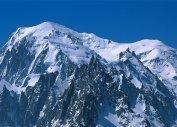 вершина горы Мон Блан