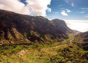 ущелье Валье-Гран-Рея (остров Ла-Гомера)