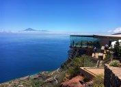 Ресторан - смотровая площадка Абранте (Mirador de Abrante) (остров Ла-Гомера)