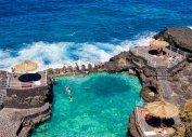 Piscinas Charco Azul (остров Ла-Пальма)