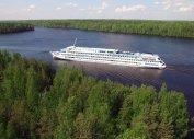 Круиз-туры по рекам России из Балашихи