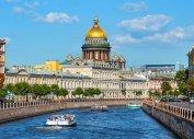 Теплоходные путешествия-круизы по рекам России из Балашихи