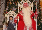 Поездка к Деду Морозу (Великий Устюг)