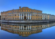 Юсуповский дворец (школьные туры в Санкт-Петербург)