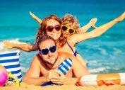 Туры на каникулах на море